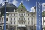 Отель Grand Hotel Kronenhof