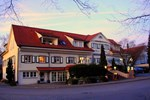 Отель Hotel zum lieben Augustin am See
