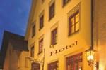 Отель Altstadt-Hotel Zum Hechten