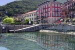 Отель Hotel Cannobio