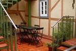 Апартаменты Ferienwohnungen Alte Bäckerei am Schloß