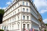 Отель Lázeňský hotel Moskevský dvůr