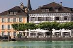 Отель Die Krone Swiss Quality Hotel