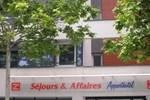 Апартаменты Séjours & Affaires Clermont Ferrand Park République