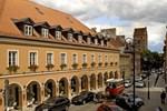Отель Mamaison Hotel Le Regina Warsaw