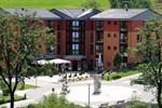 Отель Kurpark-Hotel Warmbad