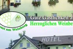 Отель Hotel am Weinberg