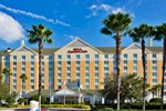 Отель Hilton Garden Inn Orlando at SeaWorld International Center