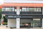 Отель APA Hotel Okayama-eki Higashiguchi