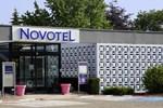 Отель Novotel Mulhouse Sausheim
