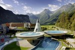 Отель Aqua Dome 4 Sterne Superior Hotel & Tirol Therme Längenfeld