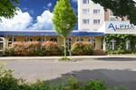 Отель Alpha-Hotel garni