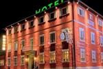 Отель Ott's Hotel Leopoldshöhe