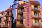 Отель Hotel Amfibia