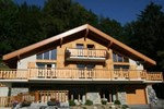 Отель Bed and Breakfast Chalet Les Cascades
