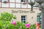 Отель Panorama Berghotel Wettiner Höhe