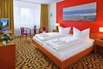 Отель Hotel an der Stadthalle Rostock