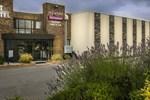 Отель Brit Hotel Le Kerodet