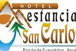 Апартаменты Estancia San Carlos Rincon de Guayabitos