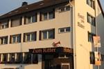 Отель Hotel Zum Ritter