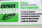 Espace Squash 3000
