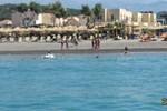 Апартаменты Panos Beach Hotel