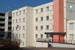 Апартаменты Ethic Etapes CIS de Besançon