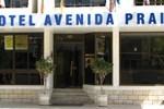 Отель Hotel Avenida Praia