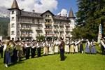 Отель Franceschi Park Hotel