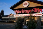 Отель Heritage Inn Hotel & Convention Centre - Brooks