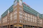 Отель Ramada Hotel Leipzig City Centre