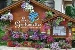 Отель Les Gentianettes - SPA Hotels-Chalets de Tradition