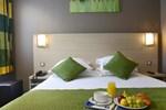 Отель Comfort Hotel Marne-La-Vallée Chelles