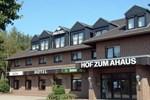 Отель Hotel Hof zum Ahaus