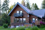 Мини-отель Kicking Horse Canyon B&B