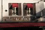 Отель Hôtel Le Foch