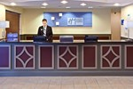 Отель Holiday Inn Express Hotel & Suites Indianapolis - East
