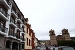 Отель Hotel Hacienda Plaza de Armas