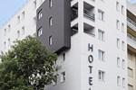 Отель Alliance Hotel Lyon Villeurbanne
