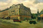 Отель Hotel Strauss