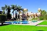 Отель Rajputana Udaipur - A Justa Resort