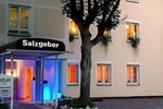 Отель Hotel Salzgeber