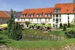 Отель Hotel am Schloß Apolda