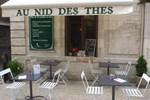 Мини-отель Chambres d'Hôtes Au Nid Des Thés