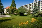Отель Aranyhomok Business City-Wellness-Hotel