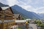 Отель Berg-Spa & Hotel Zamangspitze