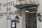 Отель Hôtel Le Petit Palais