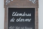 Гостевой дом Chambres d'hôtes Au Bois Normand