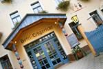 Отель Hotel Erbgericht Buntes Haus