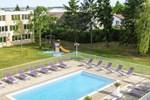 Отель Novotel Dijon Sud